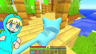La Mia Base SEGRETA Da BIMBO GATTINO Su Minecraft!