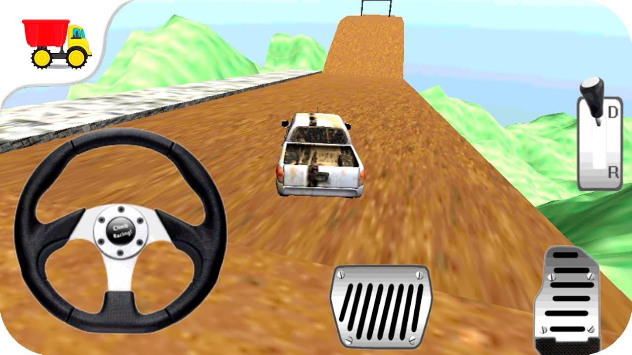 Car Racing Games 4x4 Truck Simulator 2016 Gameplay