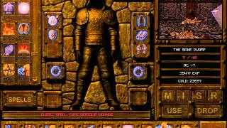 Descent to Undermountain Part 9 - Oh, a temple filled with undead.