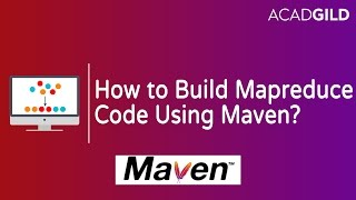 How To Build a Mapreduce Code Using Maven | Maven Project in Eclipse | Maven Tutorial