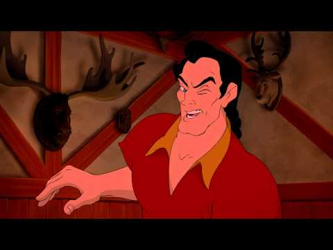 [HD] Beauty and the Beast - Gaston [Russian Version]
