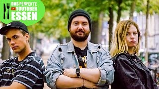 Das PeRfEkTe Youtuber Essen mit MAX und KELLY | 1. Teil
