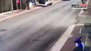 acıpayam 39 da deprem anı kameralara yansıdı denizli haberleri haberdenİzlİ com