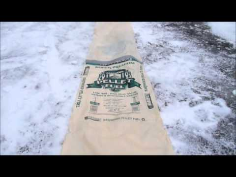 Diy Avalanche Roof Snow Removal Tool Youtube