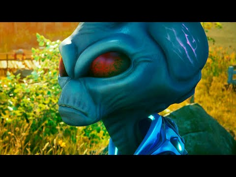 Destroy All Humans Remake – 15 Minutes Of Cinematics And Extended Gameplay Demo