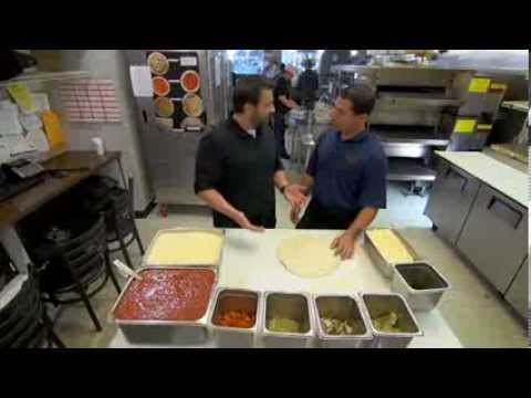 Cooking Channel's Best in Chow – Pizza Wars Tempe