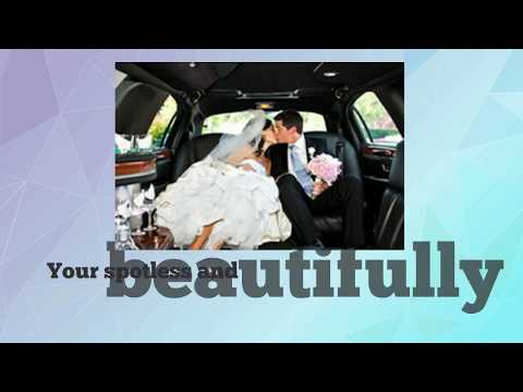 Rent a Limo for Weddings