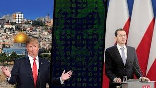 Конфлікт навколо Єрусалима, вплив соцмереж і новий прем'єр Польщі