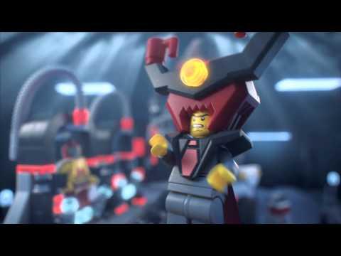 【レゴ®ムービー】70809 おしごと大王のアジト