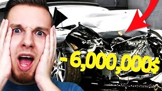 I PUT UP MY CAR for $6MLN?!   Roblox