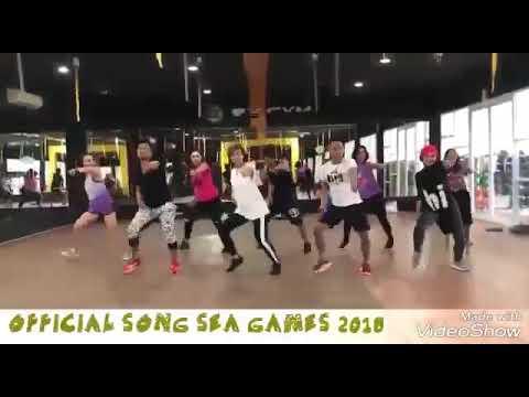 Meraih Bintang (Official Song Asian Games 2018) - Zumba With ZIN™ From Bali - Zumba Fitness -