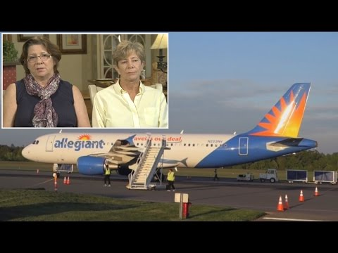 Sisters Claim They Were Booted From Plane And Missed Saying Goodbye To Dying Dad