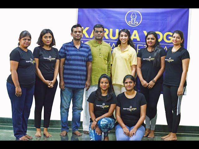 Review - KARUNA Yoga Teacher Training Course, Bangalore, India