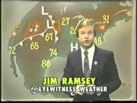 WLS-TV Eyewitness News Tonight (11/22/1981)