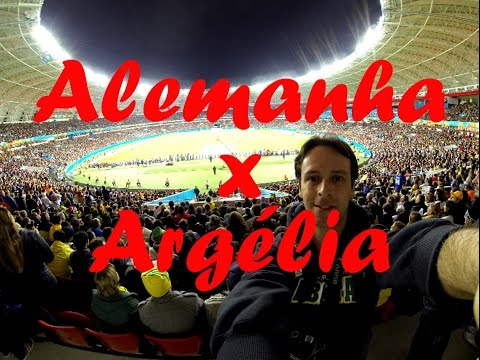 Germany vs Algeria - Beira Rio Stadium - 2014 Brazil World Cup