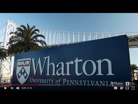 Asset Management @ Wharton Online Introduction