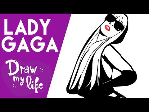Lady Gaga - Draw My Life (Español)