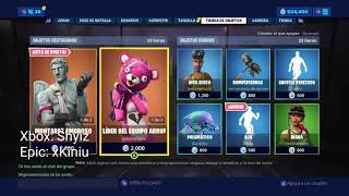Buying the entire Fortnite store 500,000 Turkeys+Gifting Skins