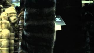 видео Шубка поперечка (Капучино8452АL100)