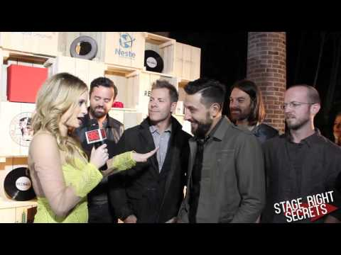 Old Dominion Interview Off The Record Nashville Red Carpet