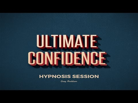 Ultimate Confidence Self Hypnosis Session