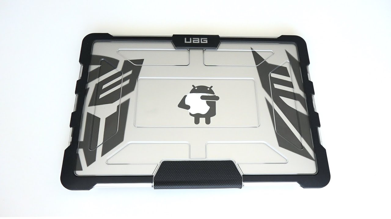 Uag Ice Rugged Macbook Pro Case Review