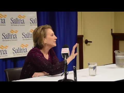 Carly Fiorina Q&A Press Conference - Feb. 8th, 2017