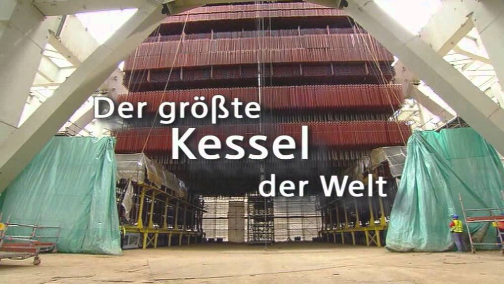 Made in Germany − Ein XXL-Kraftwerk geht ans Netz - YouTube
