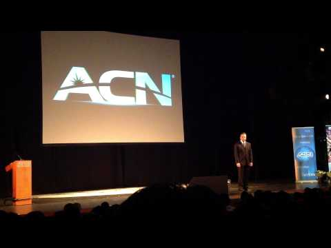 Two ACN Ceo's during the National (Luxor Theater Rotterdam) 5 jan 2013