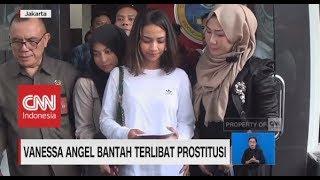 Vanessa Angel Bantah Terlibat Prostitusi