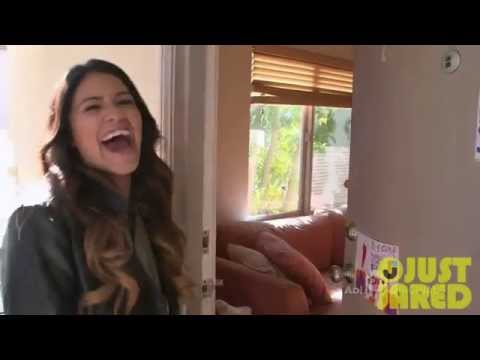 Gina Rodriguez Surprises Her Sister for AOL