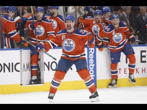 Welcome Back to the Playoffs Edmonton Oilers