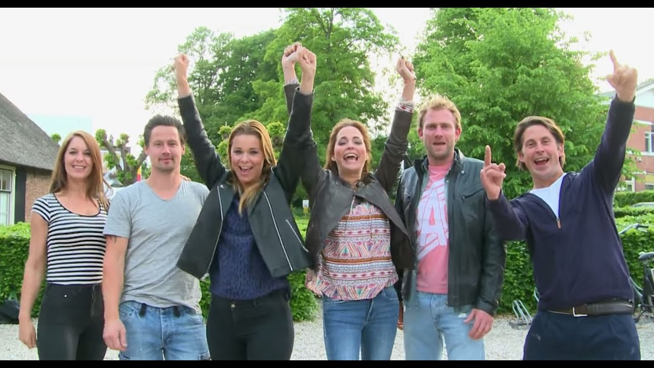 Nieuw presentatieteam eigen huis tuin youtube for Eigenhuis en tuin gemist