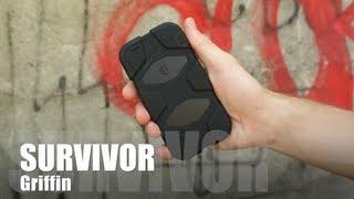 Обзор Griffin Survivor — защитный чехол для iPhone 5 | UiP(Обзор защитного чехла для iPhone 5 Griffin Survivor. Сборка-разборка, впечатления-эмоции и итоги полевого теста. Что..., 2013-05-13T10:14:22.000Z)