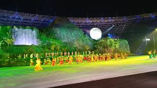 Download lagu Spektakuler part 1 pembukaan Asian Games 2018 Jakarta