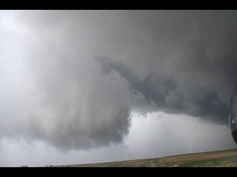 Updraft base: Jackson county, South Dakota 7/13/09