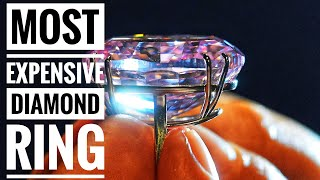 Top 10 | Most Beautiful and Expensive Diamond Ring In History YouTube Videos