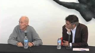 "Richard Artschwager talks about ""Perfect Imprecision"""