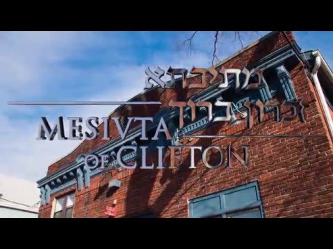 Mesivta Of Clifton Yeshiva Video