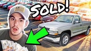 I MADE $238 SELLING A STRANGERS CAR