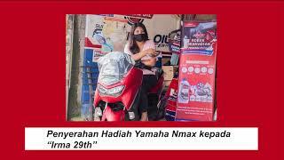 Testimoni Pemenang Motor N-Max Sobek Berhadiah Asal Tanggerang Selatan (Full Version)