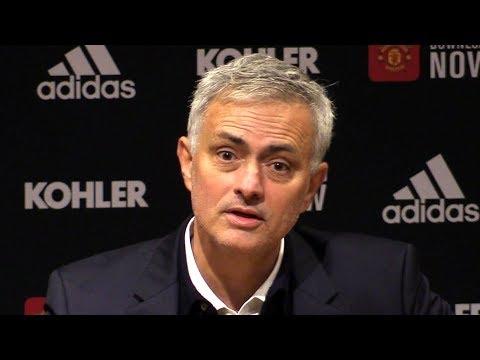 Man Utd 2-1 Tottenham - Jose Mourinho FULL Post Match Press Conference