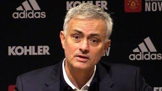 Man Utd 2-1 Tottenham - Jose Mourinho FULL Post Match Press Conference Video