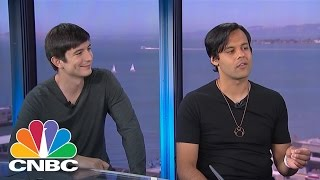 Robinhood Co-Founders: Inspiring Investors | Mad Money | CNBC