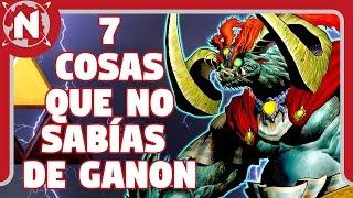 7 cosas que no sabías de Ganon