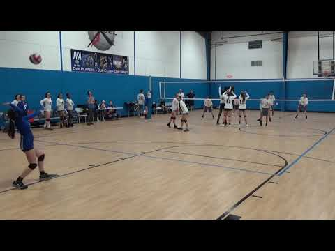9   SAVL Spring Madness March 2018 Axis 14 Boys vs CJV 15 Olivia Set 1 of 2