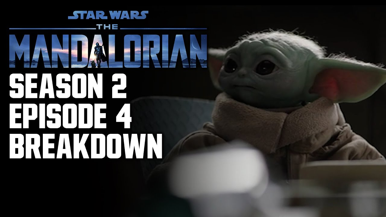 Mandalorian Reveals Huge Connection To The Movies (Mandalorian - Season 2, Episode 4 Breakdown)