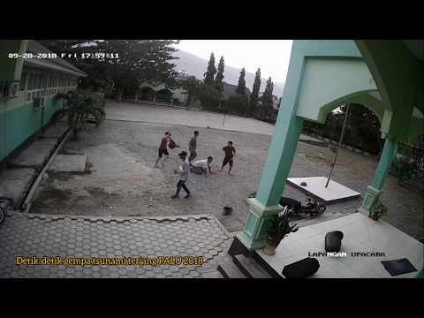 DeTik-DeTik GEMPA dan TSUNAMI di INDONESIA