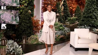 Tiffany Haddish Gives Her 'Tiff Tips' on Hosting a Talk Show