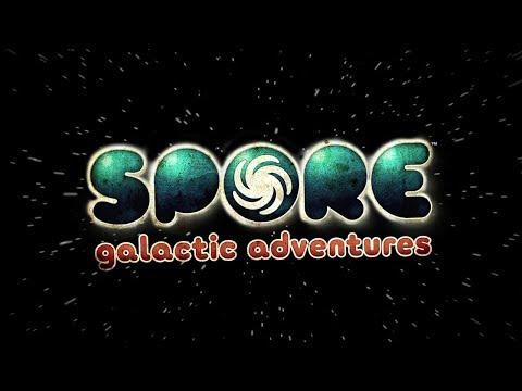 СТРИМ: Прохождение Spore Galactic Adventure №5 {Космос} Часть 3